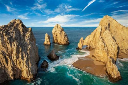 Los Cabos- The view from the Arch