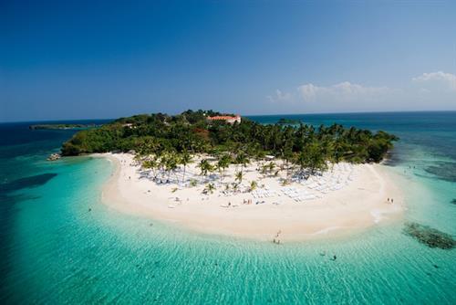 Cayo Levantado- Dominican Republic