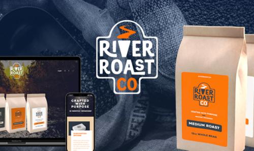 Branding and Website Design for River Roast Co