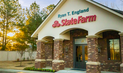 Corporate Photography for Ryan T. England, State Farm Agent