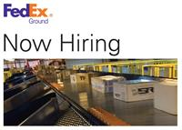 NOW HIRING - Unbox Your Potential at FedEx