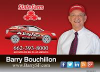 Barry Bouchillon, Agent