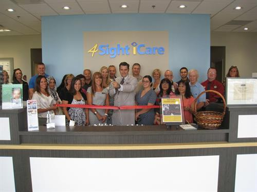 Grand Opening and Ribbon Cutting from July 8, 2015