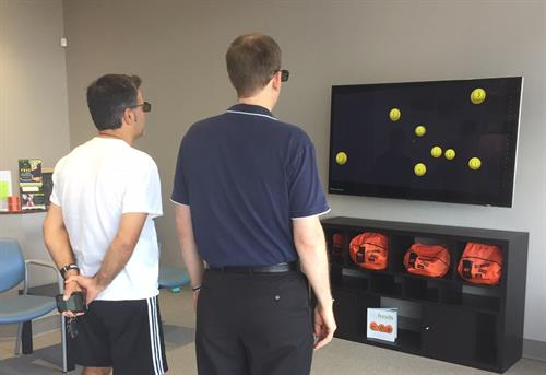 Sports Vision Training