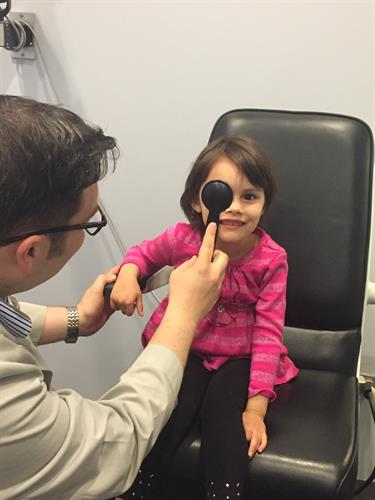 Eye Exams for all ages 6 months and up