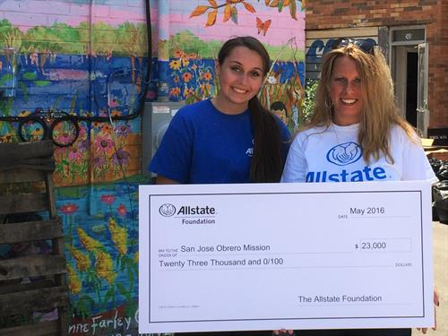 Allstate Helping Hands in the Community