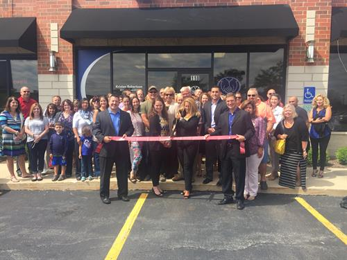 PACC Ribbon Cutting August, 2015