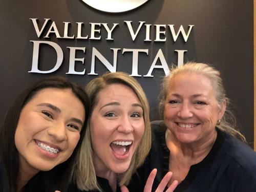 Valley View Dental Naperville staff will keep you smiling!