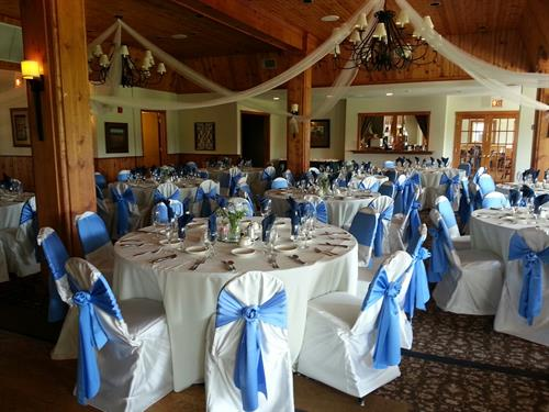 Wedding at Tamarack