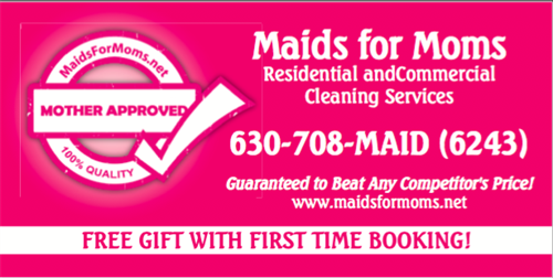 Catering to Moms but extending our services to all Residential and Commercial Business Owners.