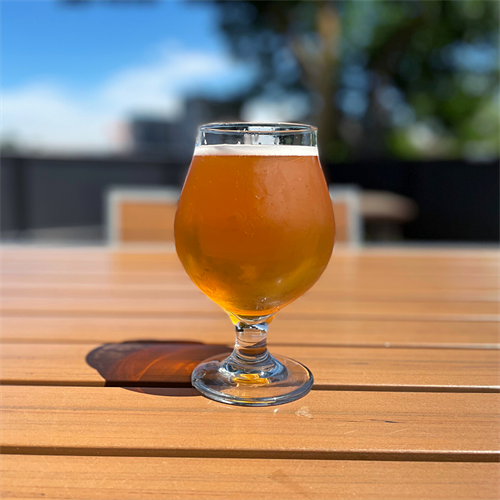 Cider on the Patio