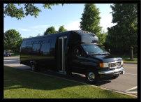 18-20 Passenger Limo Bus