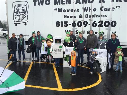2016 Plainfield Hometown Irish Parade
