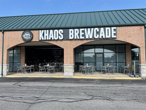 Khaos Brewcade & Kitchen