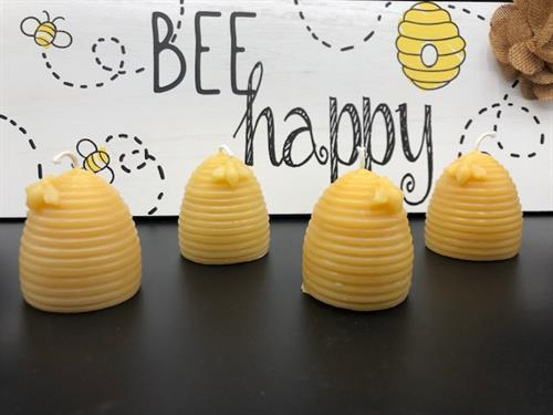 Beehive Beeswax Candles