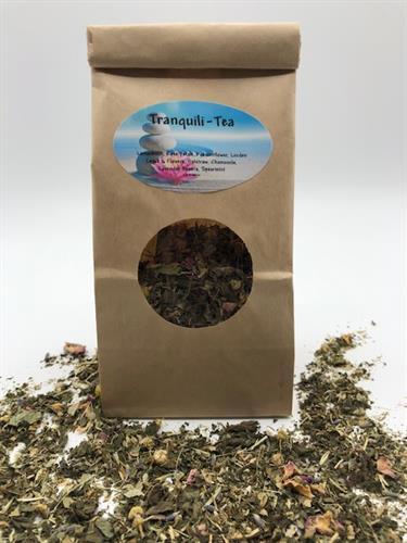 Tranquili-Tea Herbal Tea Blend