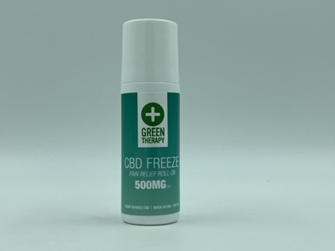 500MG CBD Freeze Pain Relief Roll On