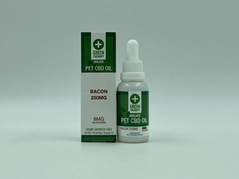 250MG CBD Bacon Pet Oil