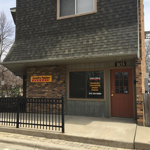 Plainfield Office - Located Downtown