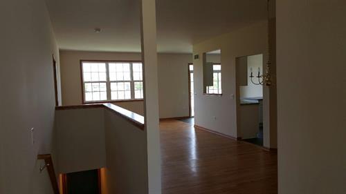 Interior - Open Floor Plan Painting