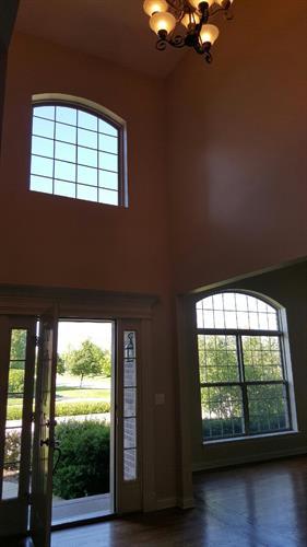 Interior - Foyer Painting