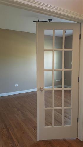 Interior - Painting Doors & Molding