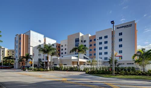 Residence Inn Coconut Creek - Exterior
