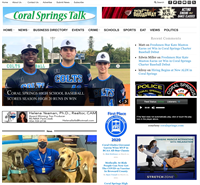 Coral Springs Talk Receives Proclamation From the City