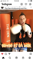 The Den Kickboxing & Fitness