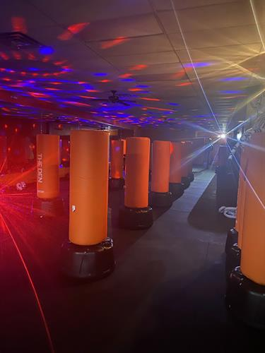 The Den Kickboxing Under The Lights