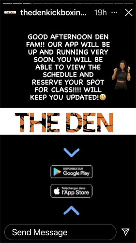 NEW APP IS HERE