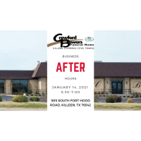 Business After Hours - Crawford Bowers Funeral Home