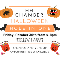 HH Chamber Halloween Hole-in-One