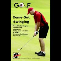 Annual Harker Heights Chamber Golf Tournament