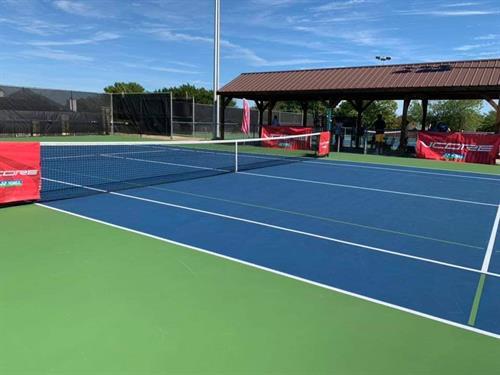 Tennis and Tennis Programs