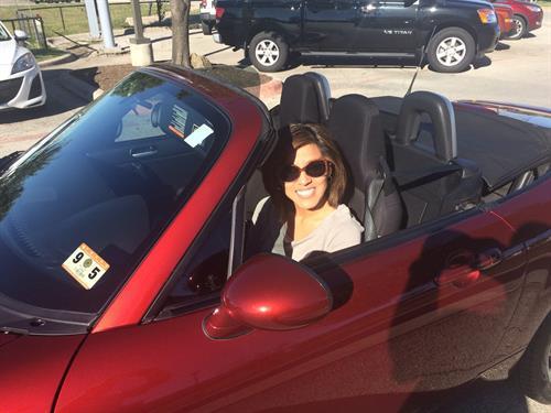 Test Drive a 2017 Mazda Miata!