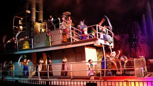 RV Trip To Disneyworld