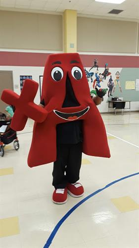 Big A - Mathnasiums Math Loving Mascot