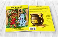 Honey in the Woods Reading & Coloring Books - Killeen