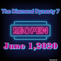 Reopening of The Diamond Dynasty 7 CBD Store