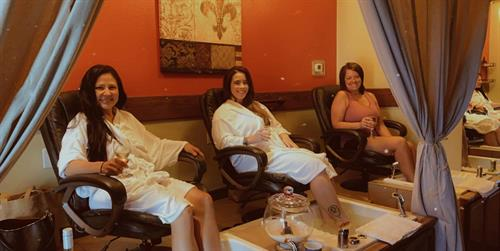 Spa Day!