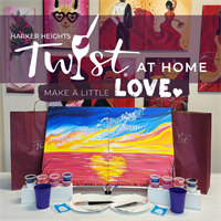 Painting with a Twist - Harker Heights