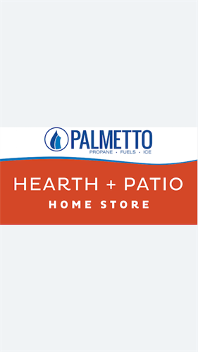 Palmetto Propane Hearth + Patio Homestore