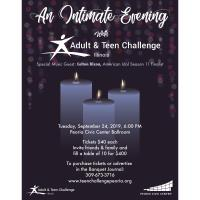 Teen Challenge 2019 Fall Banquet - An Intimate Evening