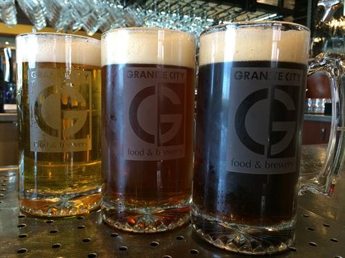 Granite City Handcrafted Brews
