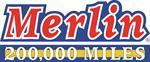 Merlin 200,000 Miles Shops