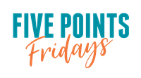 Five Points Fridays presents an outdoor acoustic concert by Pocket Mouse
