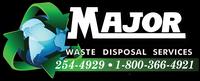 Major Waste Disposal