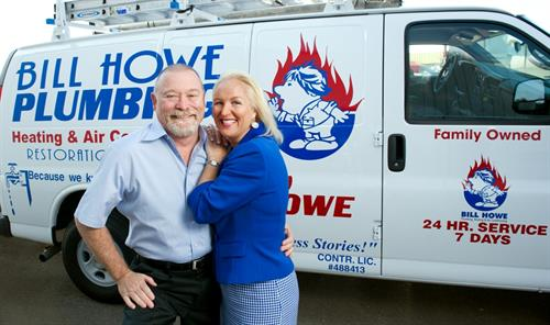 Bill & Tina Howe: proudly family owned & operated since 1980!