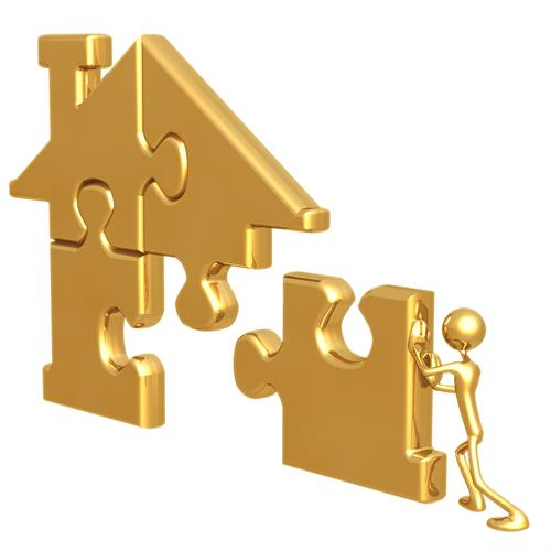 The Schmidt Team will help put the Puzzle Pieces of Buying Together